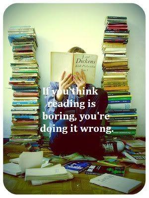 reading wrong