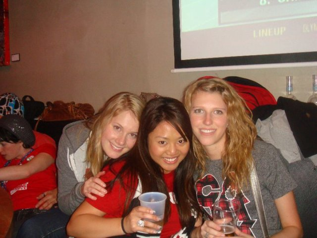 Me, Denise, & Carly